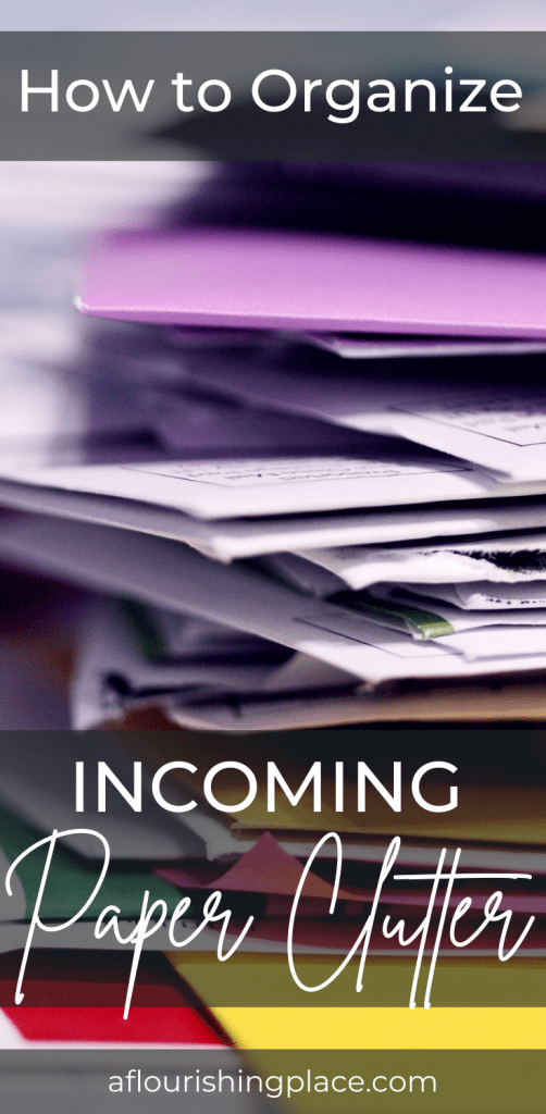 pile of colored paper and envelopes